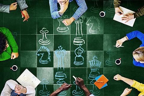 国际象棋,AlphaGo,柯洁,人工智能