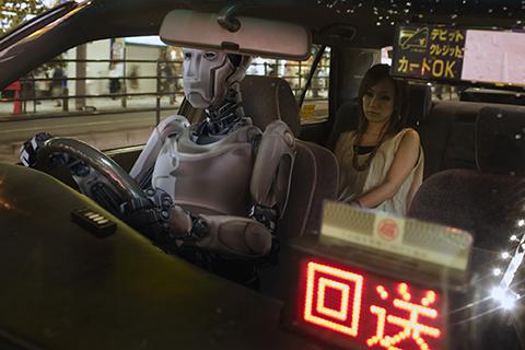 黑科技,自动驾驭,自动驾驭,ADAS,精准地图,激光雷达