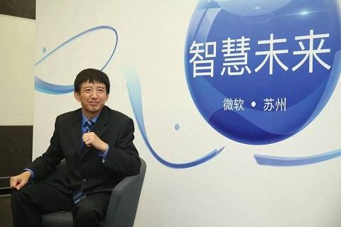 微软全球副总裁王永东,小冰,微软,人工智能,物联网,云核算,AlphaGo