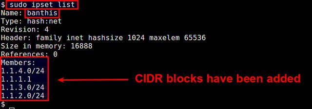 如何在 Linux 下大量屏蔽恶意 IP 地址 短网址资讯 第3张